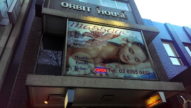 CBD Massage Melbourne